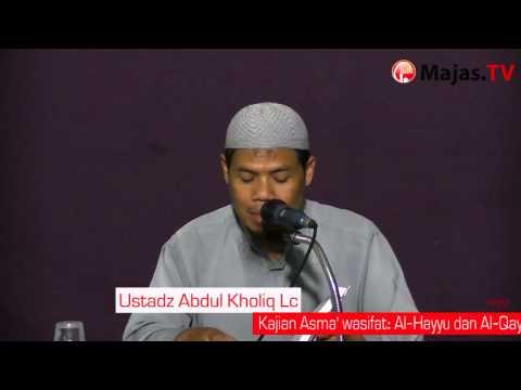 Fiqih Asmaul Husna: Al-Hayyu dan Al-Qayyum