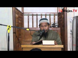 Kajian Shahih Bukhari: Biografi Imam Bukhari