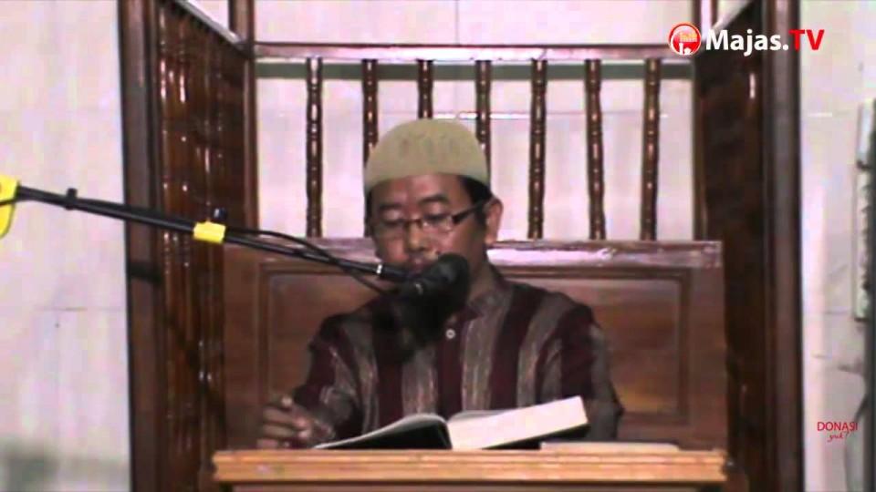 Kajian Kitab Shahih Bukhari #1