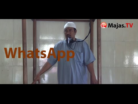 Fitnah WhatsApp Dan Social Media