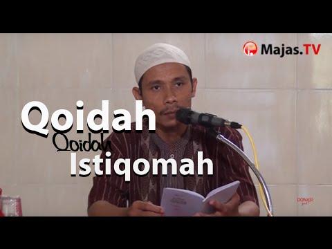 Kajian Kitab 'Asyru Qawaid Fil Istiqomah (1)