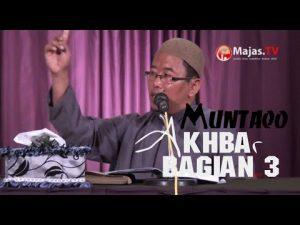 Kajian Kitab Muntaqa Akhbar: Fiqih Puasa (3)