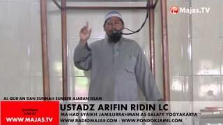 Al Qur'an Dan As Sunnah Sumber Ajaran Islam