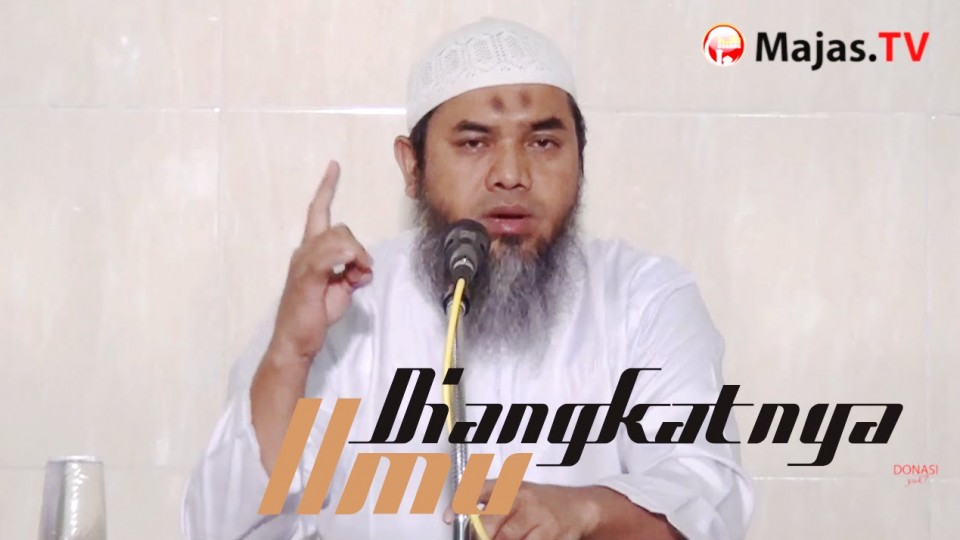 Diangkatnya Ilmu Dari Umat Islam