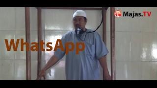 Fitnah WhatsApp Dan Social Media